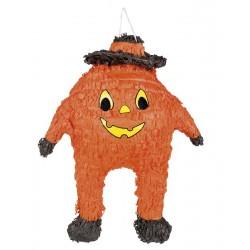 Pinata citrouille Halloween