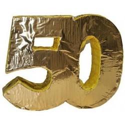 Pinata anniversaire 50 ans