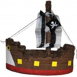 Pinata bateau pirate 40cm