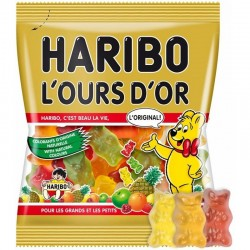 Ours d'Or - Haribo