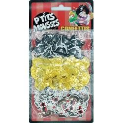 Confettis pirates