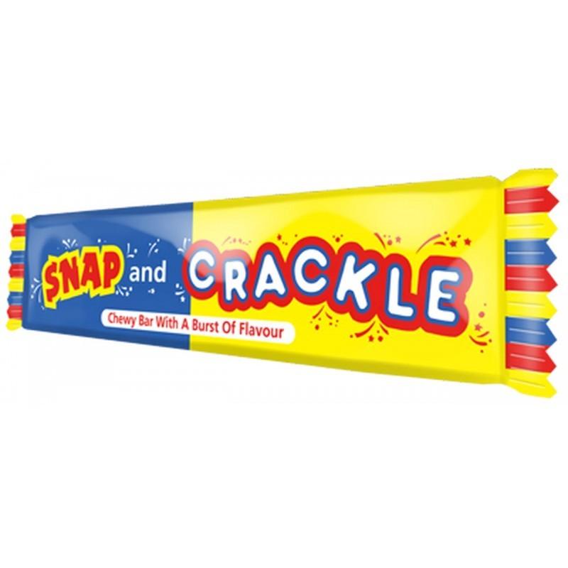 Snap Crackle fruits - sachet 18g