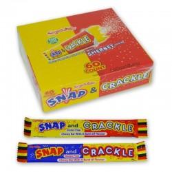 Snap Crackle fruits
