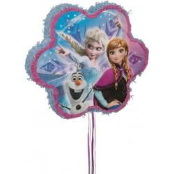 "Piñata ""La Reine des Neiges"""
