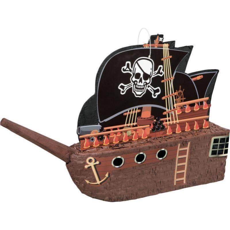 Pinata bateau pirate