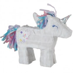 Mini licorne pinata décorative