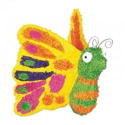 Pinata papillon ailes articulées