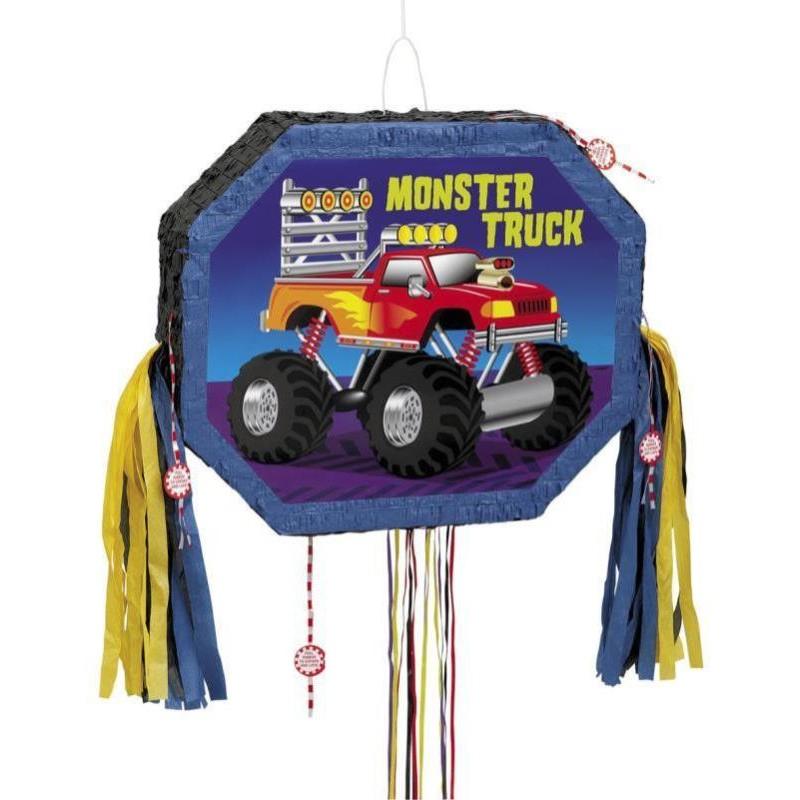 Pinata Monster Truck 50x43cm