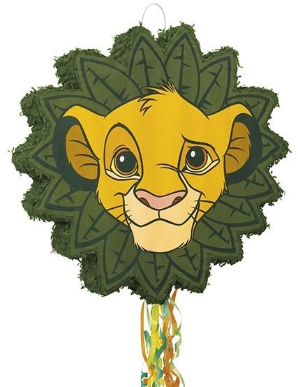Pinata Roi Lion