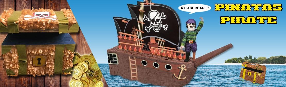 pinatas pirate
