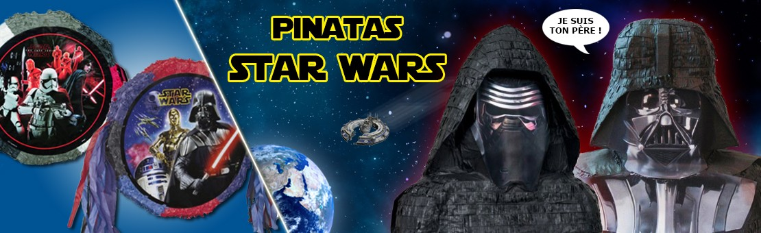 Pinatas Star Wars